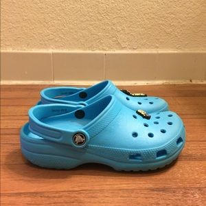 Crocs Clogs Slip On Sandals Slippers Minions